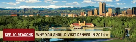 Denver ligger i delstaten Colorado som beskrivs som en gruv- och jordbruksdelstat. Det bor cirka 650 000 invånare i staden.