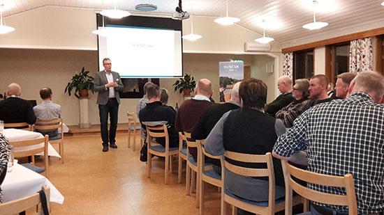Torbjörn Lithell Inköpsdirektör på HKScan Sweden berättar om resultatförbättringen år 2014.
